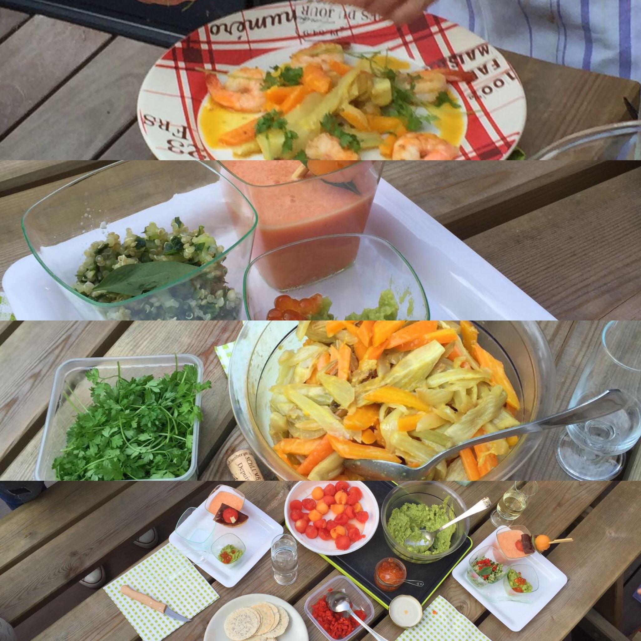 Atelier cuisine myriam vous raconte des salades for Atelier cuisine bruxelles