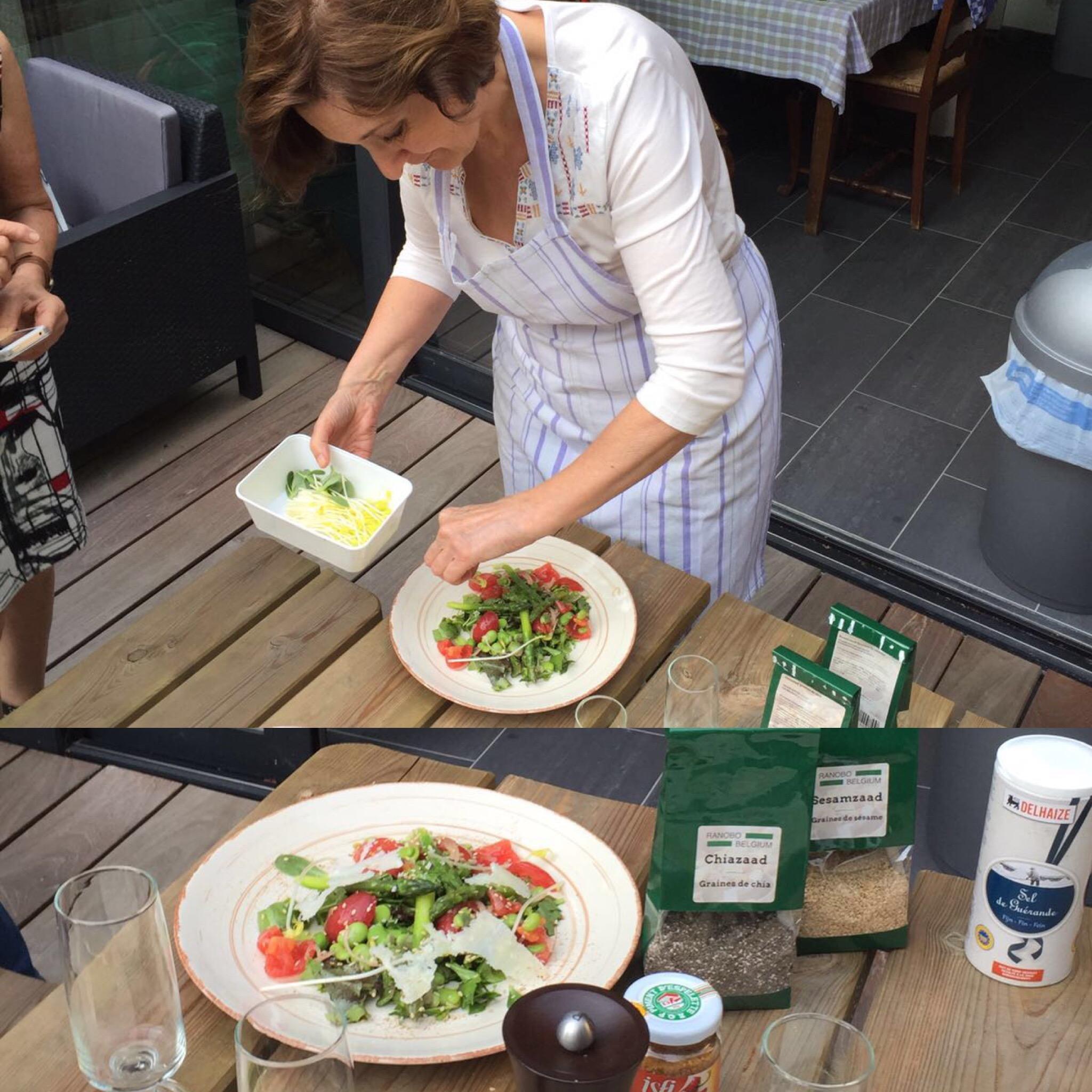 Atelier cuisine pluriel de soins for Atelier cuisine meetic